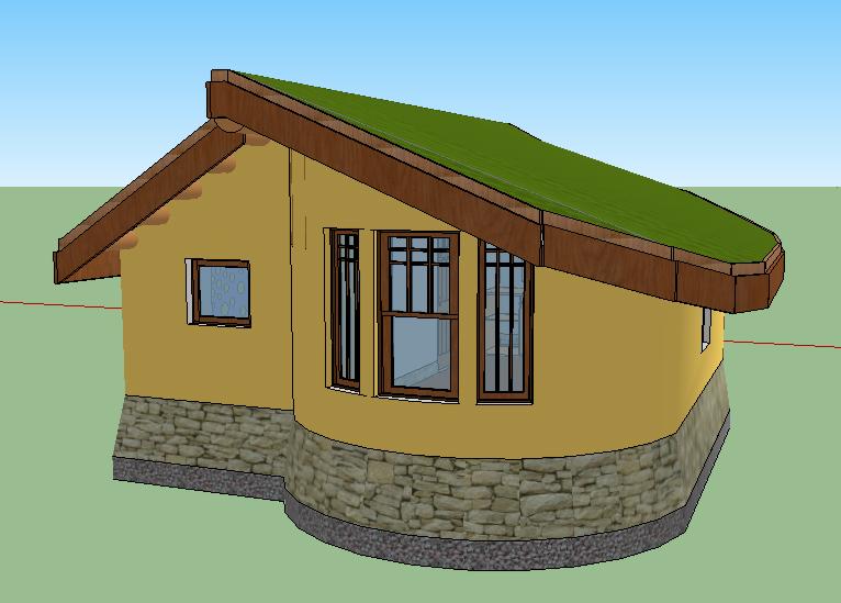 Cob House Plans Natural Building Designs This Cob House