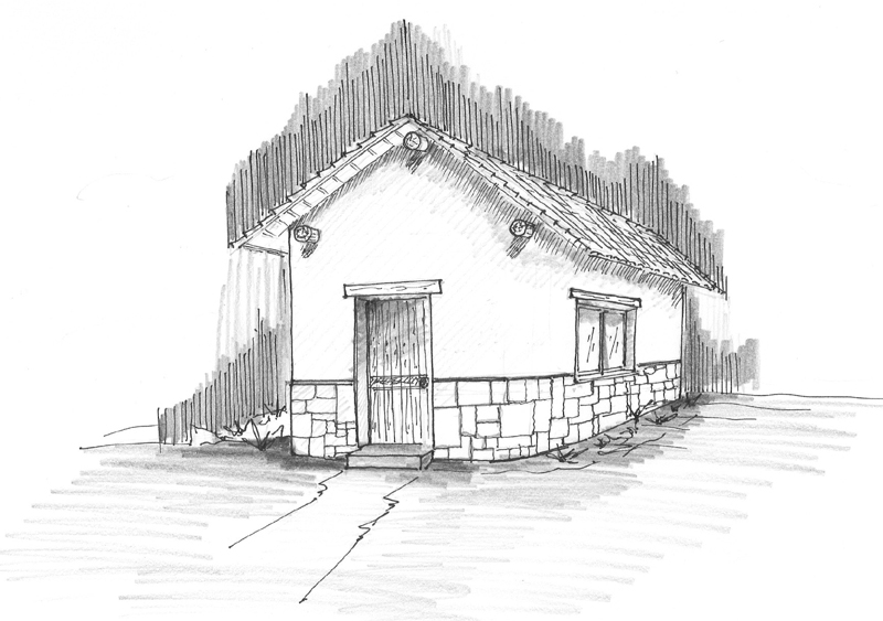 Tiny Cob House Plans The Freeman This Cob House