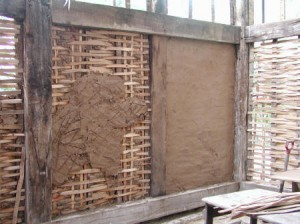 Wattle and Daub wall
