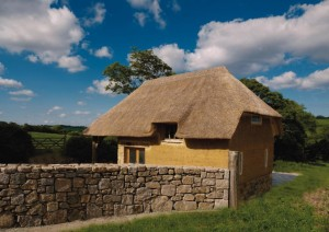 Cob Home in Corwall