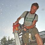Mike McDonough cob builder