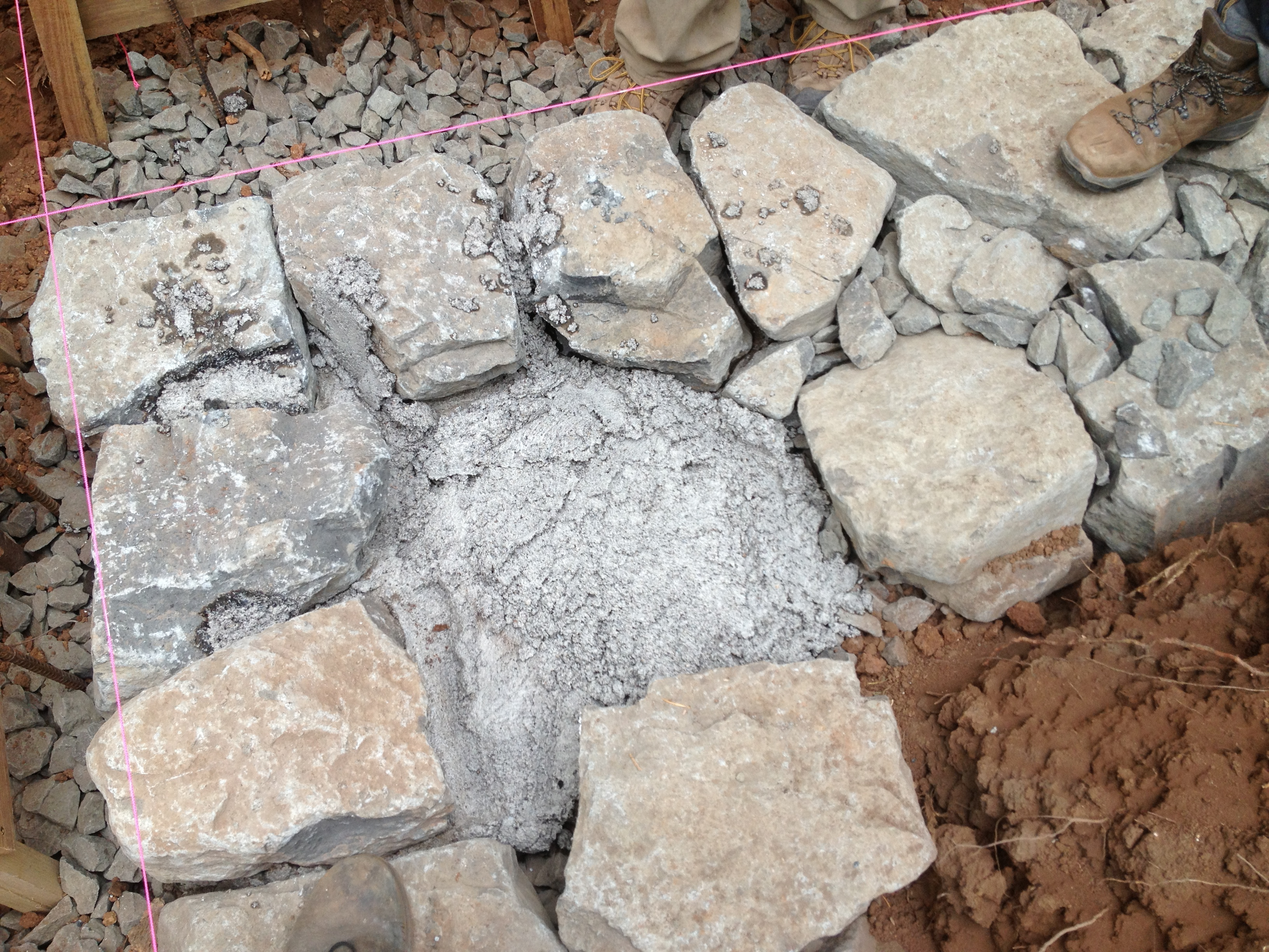 how to prepare stones at home