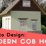 modern cob house design